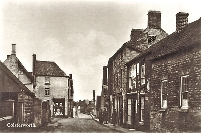 Colsterworth High Street